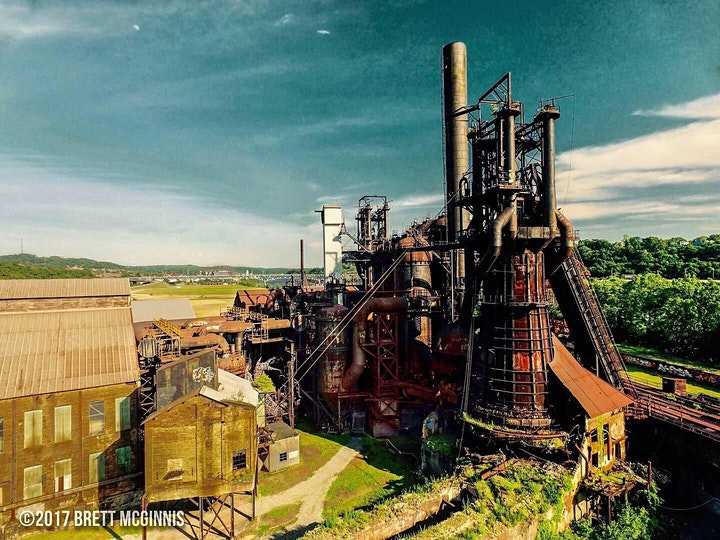 Carrie Furnace Ghost Hunt | Swissvale, PA | Sat. August 7th 2021 image