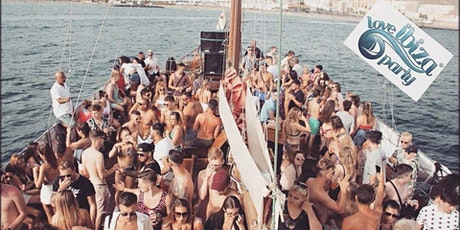 Tenerife Love Ibiza Boat Party entradas