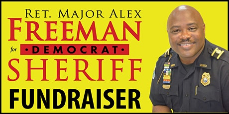Fundraiser for Alex Freeman for Sheriff tickets