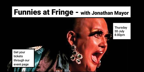 Funnies at Fringe - Queer Comedy Night tickets