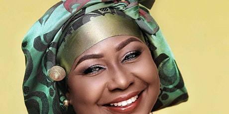 #CatchUp with celebrated Ghanaian journalist/author Oheneyere Gifty Anti tickets