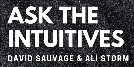 Ask the Intuitives tickets