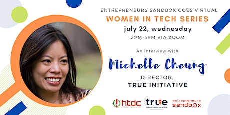 Women in Tech: An Interview with Michelle Cheung tickets