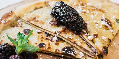 Sweet and Savory Crêpe Brunch - Online Cooking Class by Cozymeal™ tickets