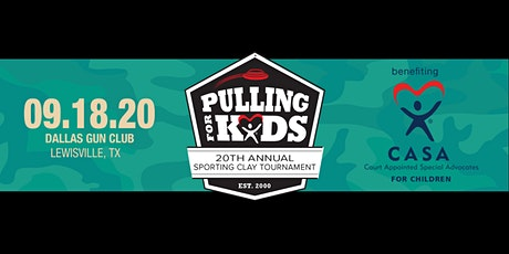 CASA of Denton County's Pulling for Kids Clay Shoot Tournament tickets