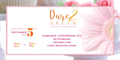 DARE2D.R.E.A.M - The Workshop tickets
