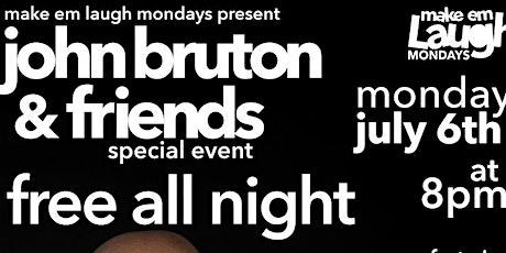 Make Em Laugh Monday tickets