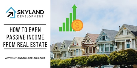 How to Invest in Real Estate:  EARN THROUGH RENTAL PROPERTY(WEBINAR) tickets