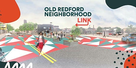 Old Redford Neighborhood Link  Public Art Plan Virtual Town Hall Meeting #2 tickets