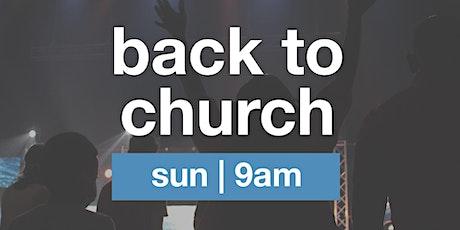 Sunday Service | July 12 tickets