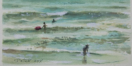 Creative Arts Workshop: Watercolor Basics with  Christopher Dotson tickets