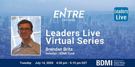 Leaders Live Series w/ Investor of BDMI Fund tickets