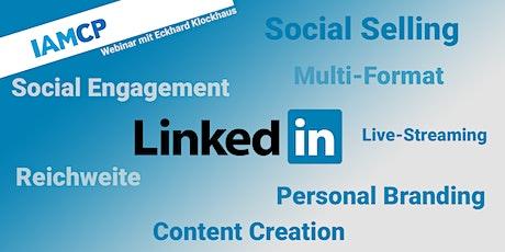 Sichtbarkeit in Social-Media, Public Relation Tickets