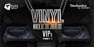 Zoom Dance and Vinyl VIPs BOTJ Free onilne Jungle/dnb rave! Poster