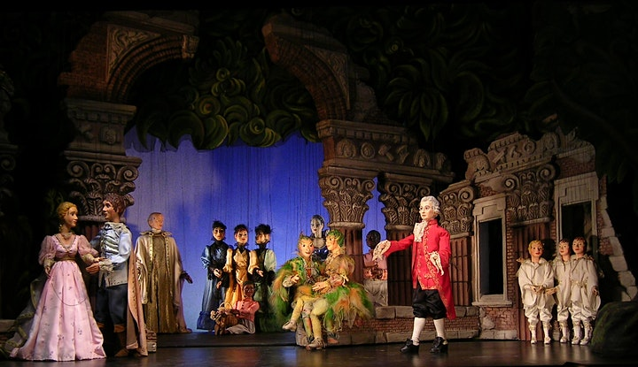 Open-Air | Mozart und die Zauberflöte in Schönbrunn: Bild