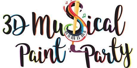 3D Musical Paint Party tickets
