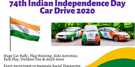 74th Indian Independence Day Celebration tickets