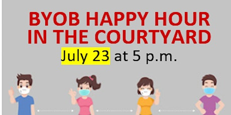 Bridgeport Happy Hour - Originally July 23 but postponed indefinitely tickets