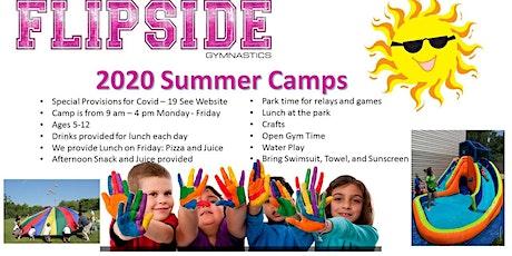 Summer Camp  Aug  3 -Aug 7 tickets
