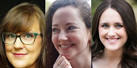 A LIVE Conversation: Joshilyn Jackson, Kelly Quindlen, & Becky Albertalli tickets