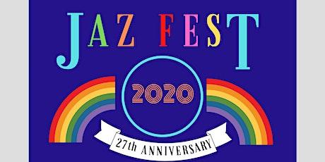 JAZFEST 2020 tickets