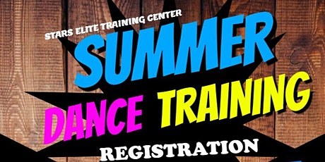 Summer Dance Training tickets