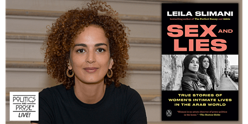 "Leila Slimani With Soraya Chemaly: ""Sex and Lies"""