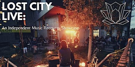 7/11 - Lost City Live - John Common / René Moffatt tickets