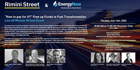 """""""How to pay for it?"""" Free up Funds to Fuel Transformation - Rimini Event tickets"""