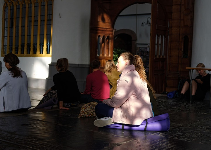 YOGA JULY with Yorah Yoga image