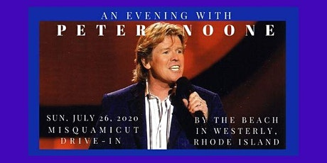 "An Evening with Peter Noone, ""Herman"" of Herman's Hermits tickets"