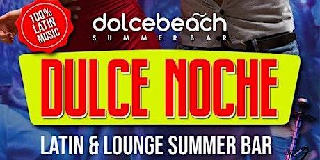 Giovedi Luglio Dolce Beach Drink INFO Prenotazioni 3463958064 biglietti