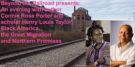 BTR Presents: An Evening with Connie Rose Porter and Henry Louis Taylor tickets