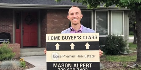Free First Time Home Buyer Class tickets