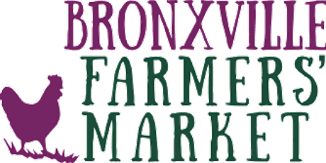 Bronxville Farmers Market Signup for 7/4/2020 tickets
