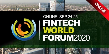 FINTECH FINANCE FORUM ONLINE 2020 tickets