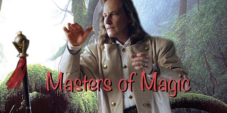 Masters of Magic by Las Vegas Magic Theater tickets