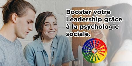 Booster votre Leadership grâce à la psychologie sociale billets
