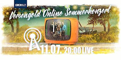 Versengold Online-Sommerkonzert Tickets