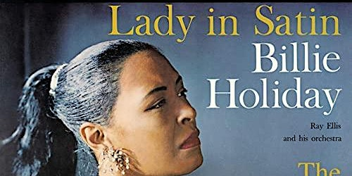 Mardra & Reggie Thomas perform Billie Holiday's Lady in Satin""