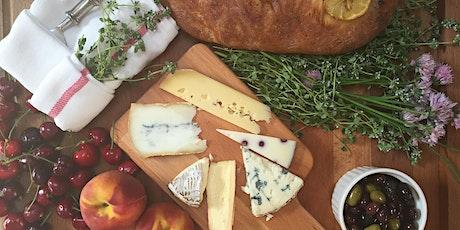 Virtual  Cheese Tasting Series - Mediterranean Tour! (5:30pm) tickets