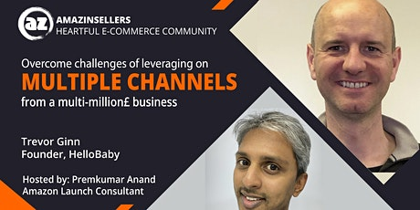 Overcome challenges of multi-channel multi-country expansion ft. HelloBaby tickets