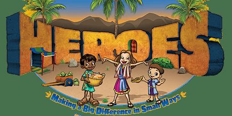 Tri-Cities' Virtual Vacation Bible School tickets