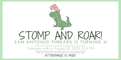 San Antonio Threads 4th Birthday Party! tickets