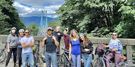 Stanley Park Freetour by Bike tickets