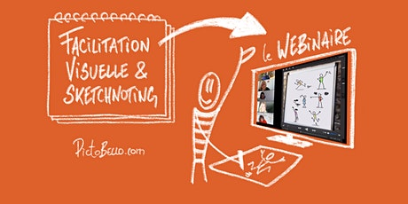 Webinaire Facilitation Visuelle et Sketchnoting (PictoBello.com) billets