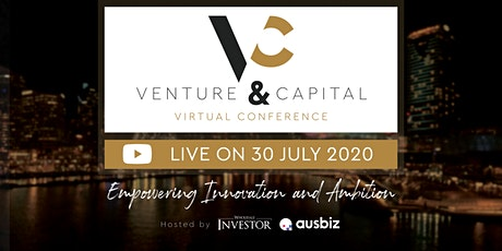 Venture & Capital - Virtual Investor Conference tickets
