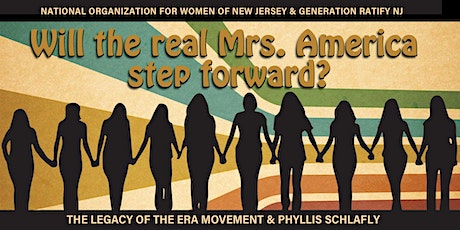 Will the real Mrs. America step forward? tickets