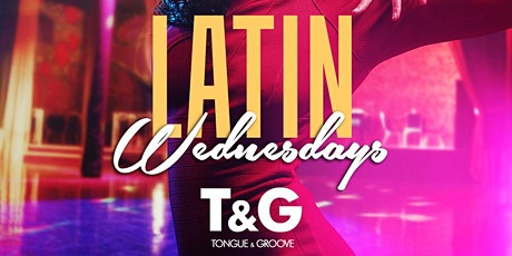 Latin Wednesdays at Tongue and Groove ATL! tickets