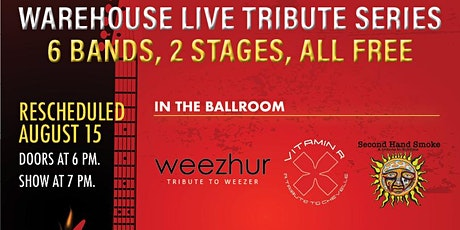 WHL TRIBUTE SERIES - WEEZHUR (TRIBUTE TO WEEZER) tickets